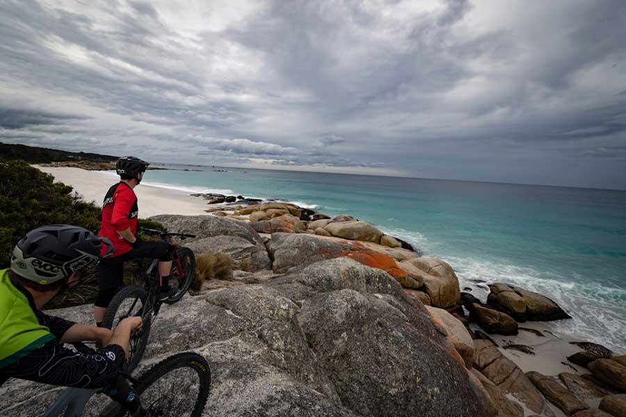 Vertigo MTB Derby Tasmania Bay Of Fires