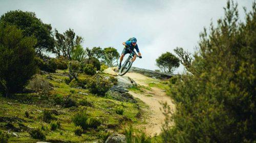 Vertigo MTB Derby Tasmania Blue Tier