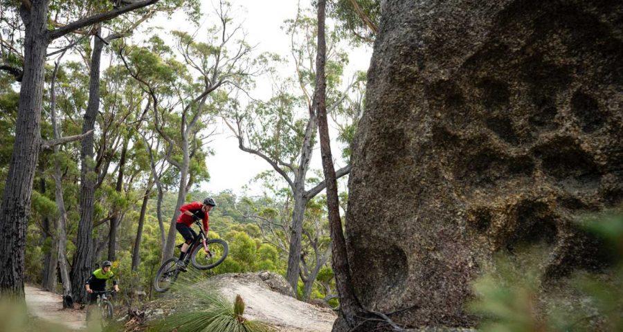 Bay Of Fires Tasmania Vertigo MTB
